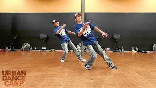 Scream - Usher : Hilty & Bosch Showcase Locking & Popping : 310XT Films : URBAN DANCE CAMP