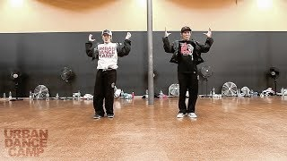 Turn Up The Music - Chris Brown : Hilty & Bosch Choreography : URBAN DANCE CAMP
